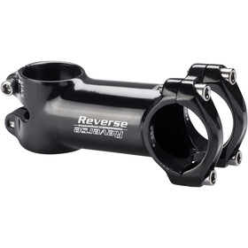 Reverse XC Attacco manubrio Ø31,8mm 6°, nero